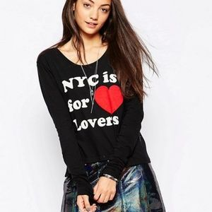 Wildfox NYC is for Lovers Shirt